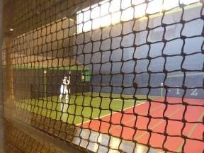 Real Tennis at Hampton Court