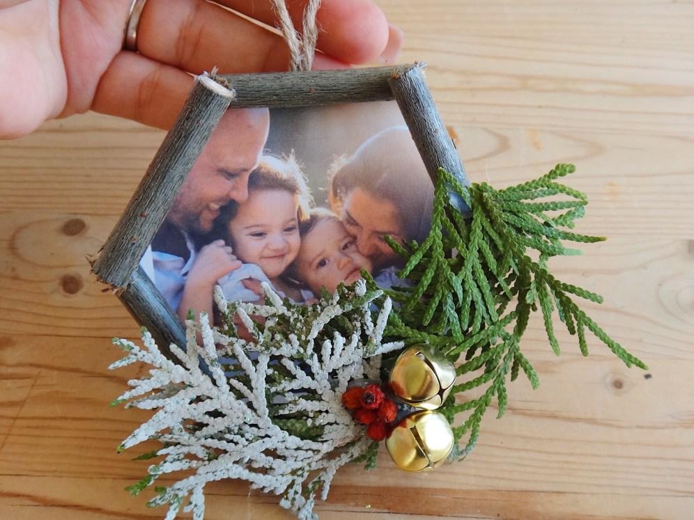 DIY Christmas Ornaments Nature Macrame Inspired (15)