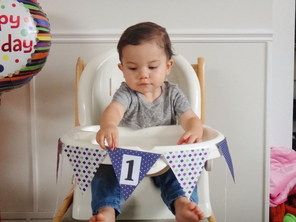 First Birthday Oliver Turns One Mommy Blog (7)