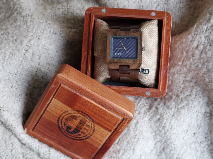 Gift of Time Jord Watches Giveaway Valentines Day (4)