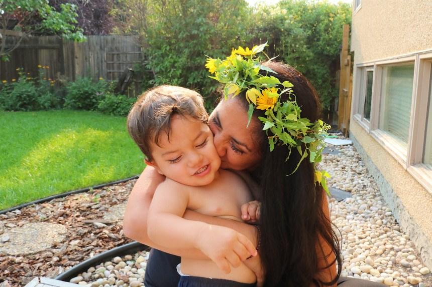 Flower Crowns Mommy Blogger Edmonton Kids (21)