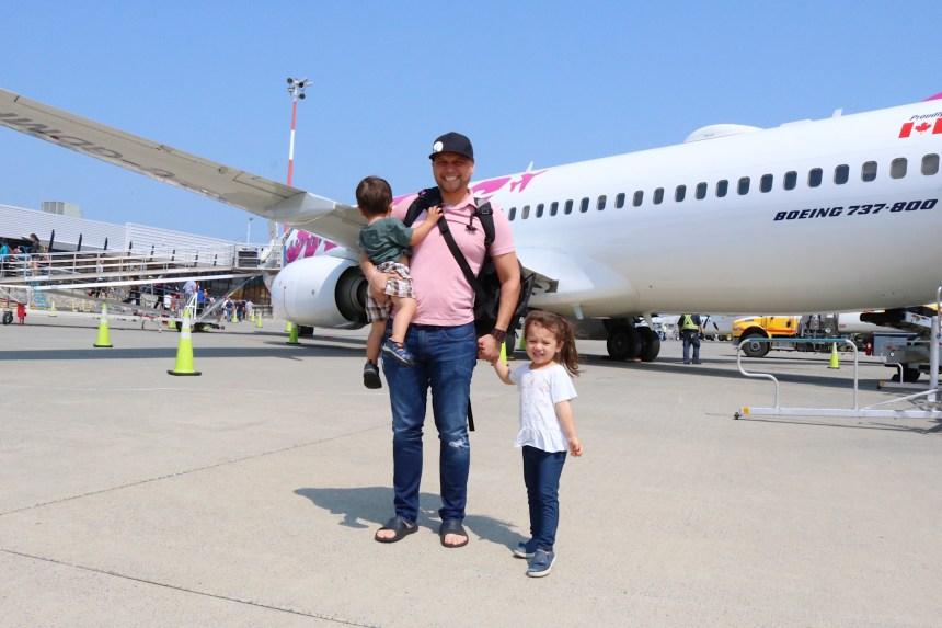 #flyswoop Edmonton Mommy Blogger Affordable Family Travel (2)