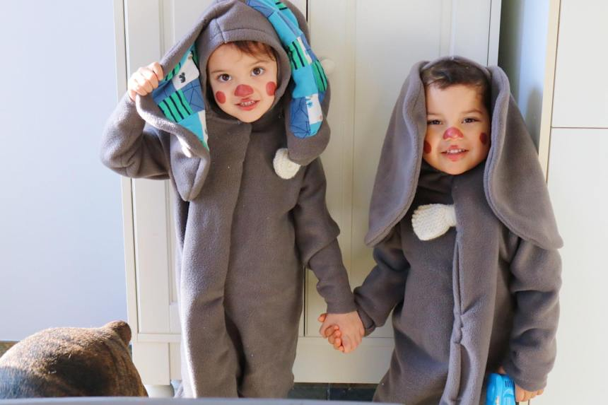 Our Everydays Edmonton Mom Blogger DIY Elephant Halloween Costumes (18)