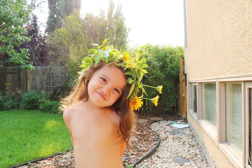 Flower Crowns Mommy Blogger Edmonton Kids (2)