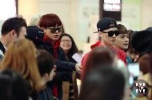 Chanyeol, Sehun & Chen