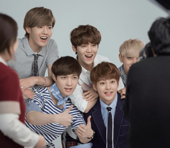Kris, Lay, Luhan, Xiumin & Tao