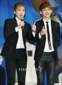 Xiumin & Chen