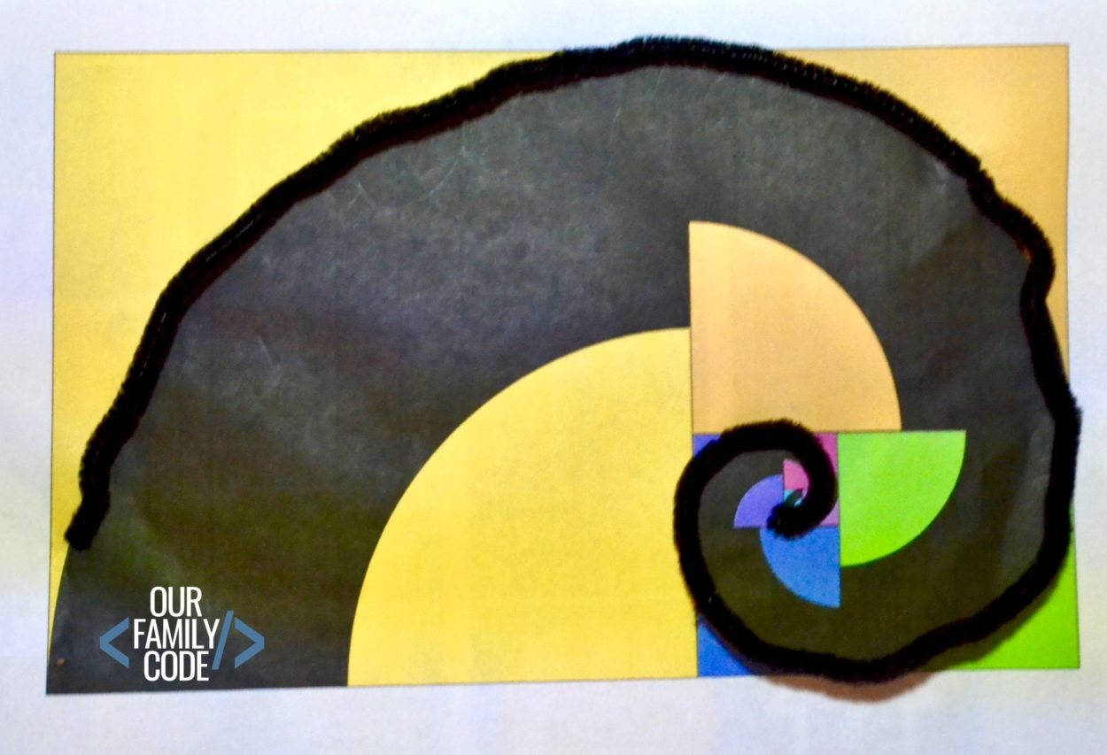 Teach The Fibonacci Sequence With This Easy Math Amp Art