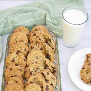 Coconut Chocolate Chip Cookies Instagram copy