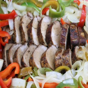 Pork Roast with onions and peppers copy copy