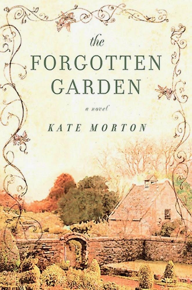Book Club The Forgotten Garden