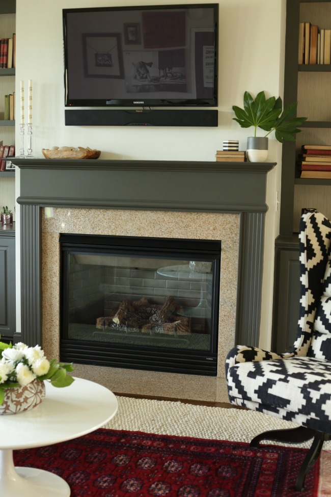 A Tv Over The Fireplace Design Yes Or, How To Decorate Fireplace Mantel With Flat Screen Tv