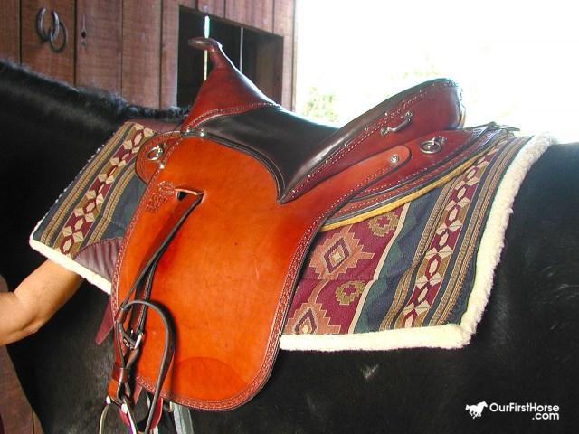 Eli Miller Saddle