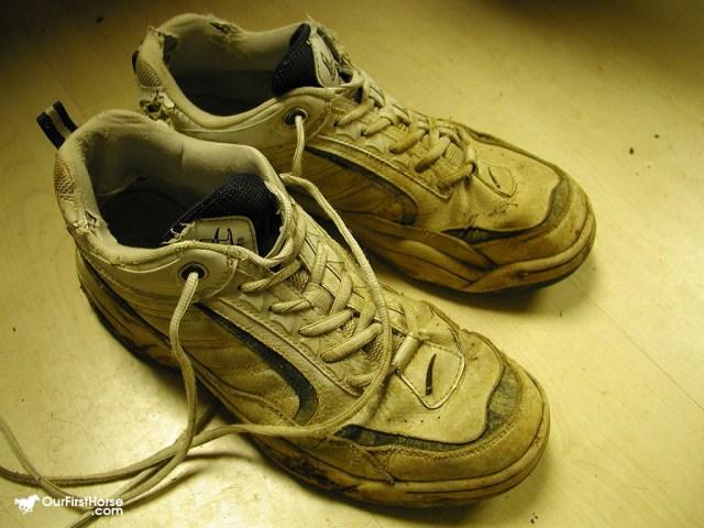 Barn shoes