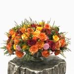 Fall In Flowers
