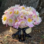 The Pink Champagne Hatbox