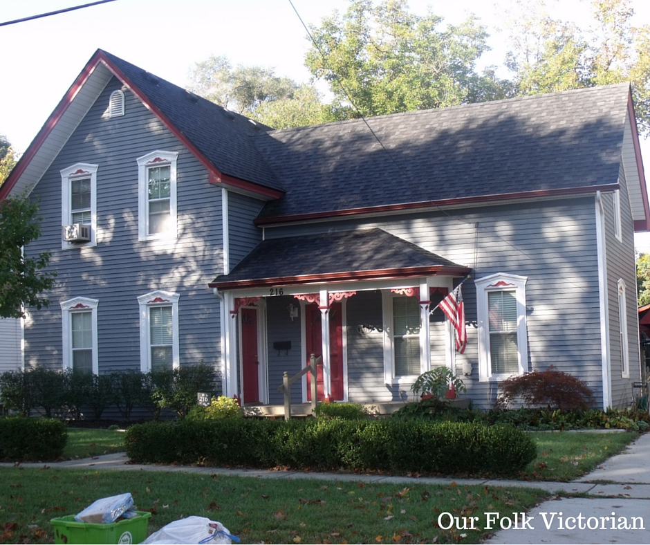 Folk victorian paint inspiration for Folk victorian house plans