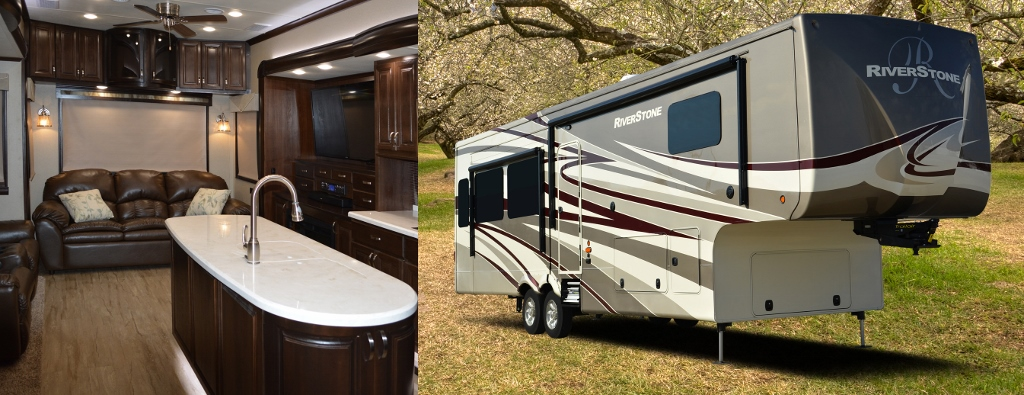 Larger Luxury Models Our Future In An Rv