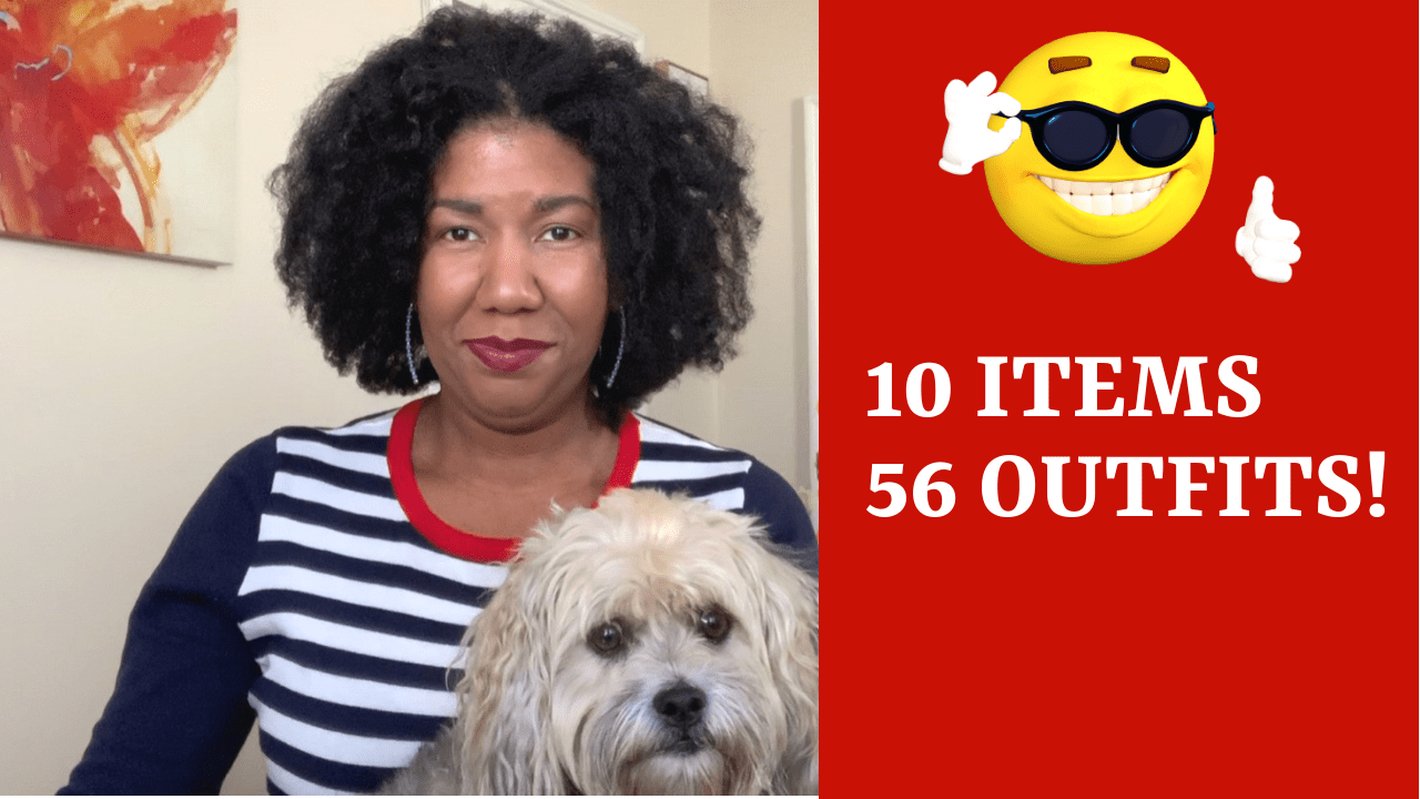10 Items 56 Outfits