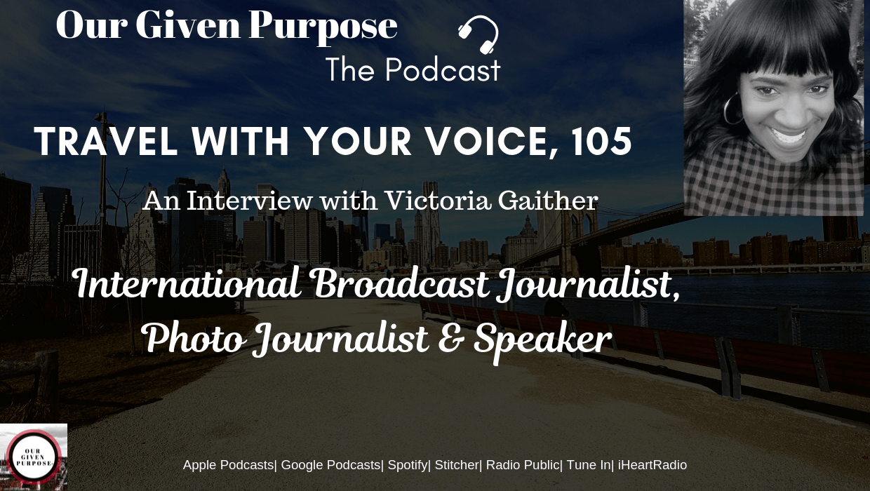 Travel With Your Voice, 105