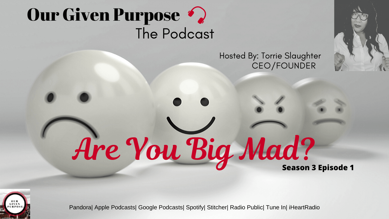 Are You Big Mad? The Podcast