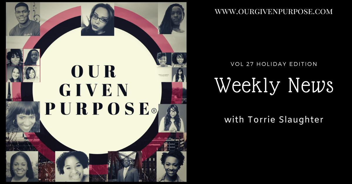 Weekly News, Vol 27
