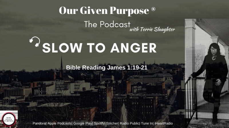 Slow to Anger, The Podcast
