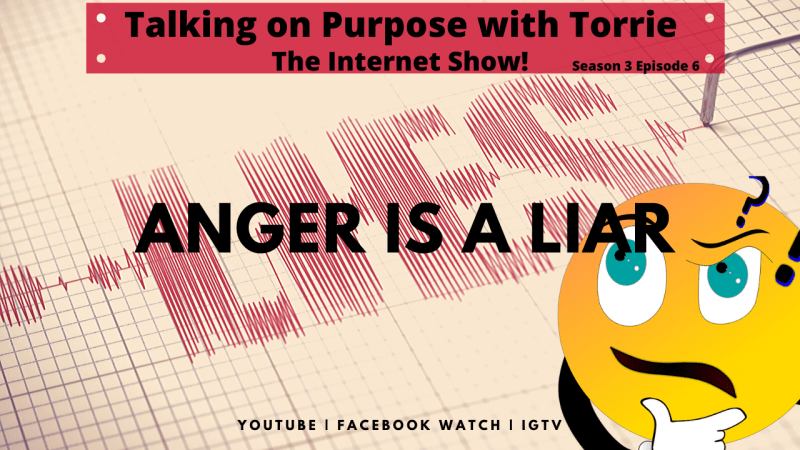 Talking on Purpose with Torrie, the Internet Show s3e6