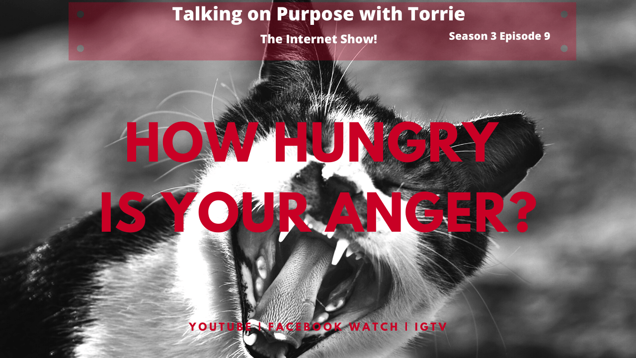 Talking on Purpose with Torrie, the Internet Show E9