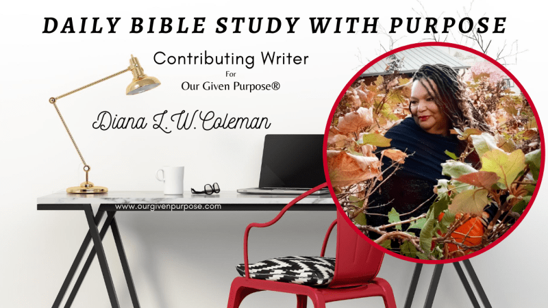 Daily Bible Study with Purpose