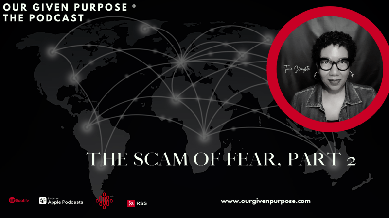 The Scam of Fear, Part 2 the Podcast