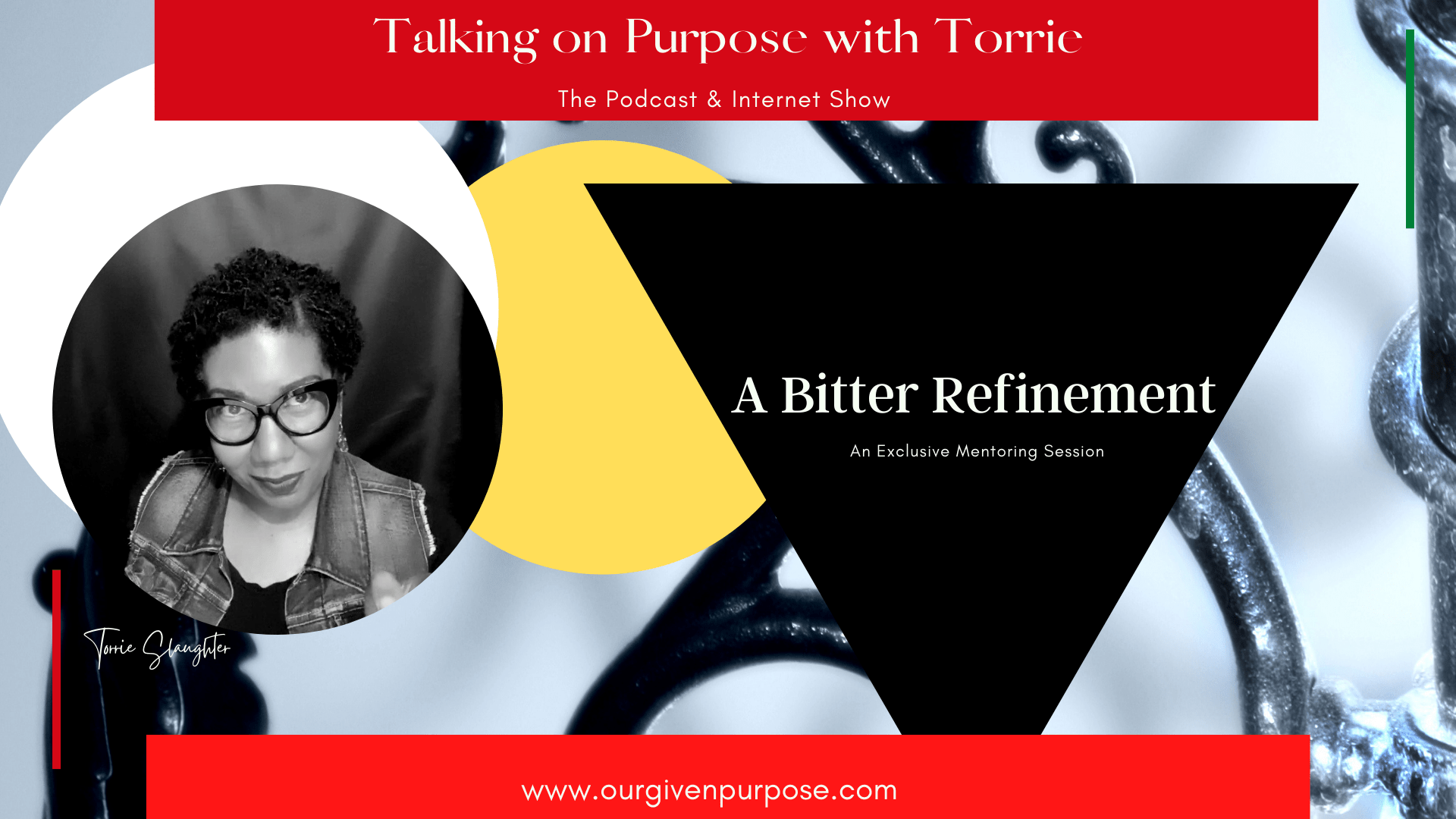 Talking on Purpose with Torrie the Podcast & Internet Show W7S5