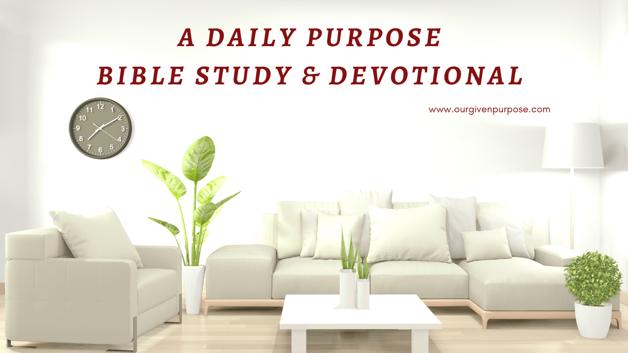 A Daily Purpose
