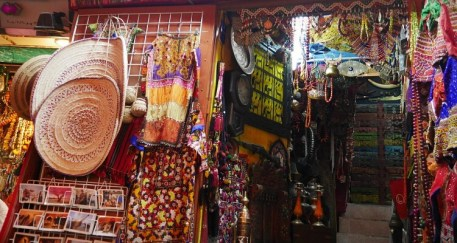 Places to visit in Muscat | Muttrah Souk