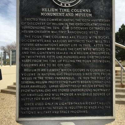 dh helium columns
