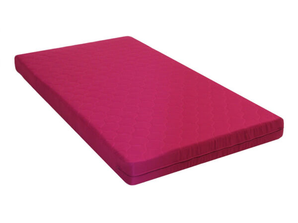 Dhp 6 Quilted Top Bunk Bed Mattress Twin Pink