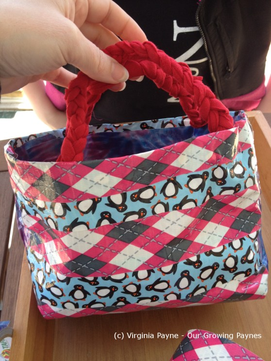 Duct tape purse 11 2013