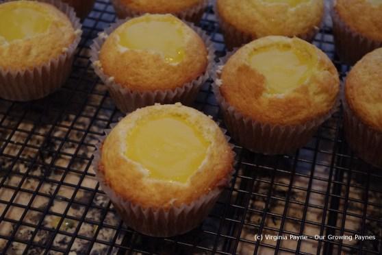 Lemon meringue muffin 15 2013