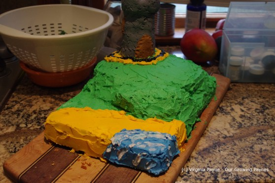 Castle cake 7 2013