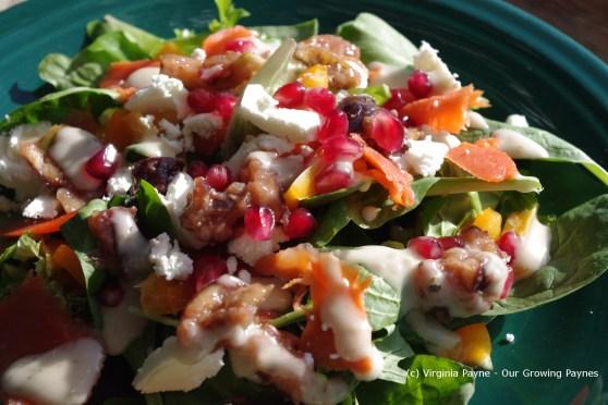 Fig salad 2 2013