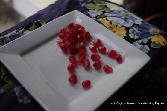 Pomegranates 4 2013