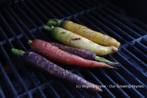 Grilled carrots 2 2014