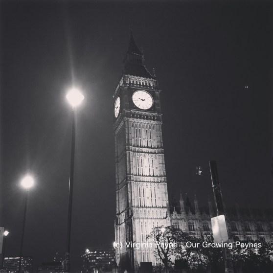 London 1 2017