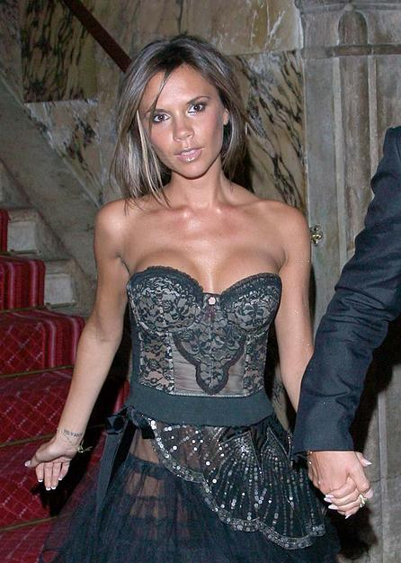 Victoria Beckham 2007 coif
