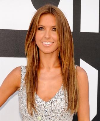 Audrina Patridge VMA 2010 Hairstyle