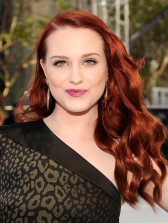 Evan Rachel Wood VMA 2010 Hairstyle
