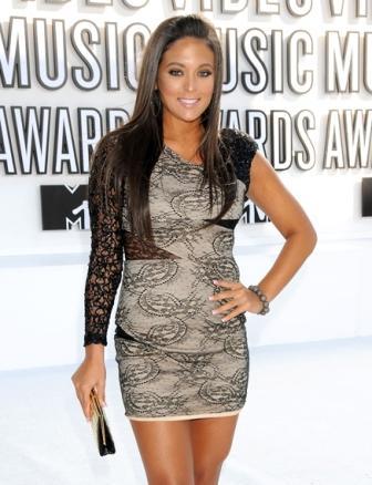 Sammi Giancola Hairstyle at VMA 2010