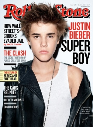 Justin Bieber Edgy Hairdo Rolling-Stone