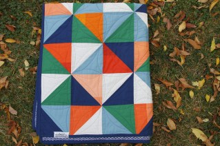 Outdoor quilts