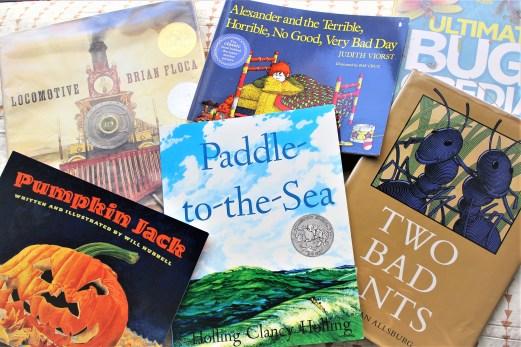 picture books for bigs